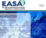 EASA Newsletter May 2016