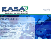 EASA Newsletter March 2015
