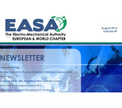 EASA Newsletter Aug '15