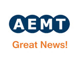 AEMT - New Appointment!