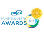 Bedford Pumps - PIA Winner