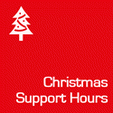 2019 Christmas Support Hours