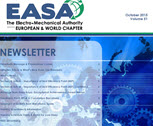 EASA Newsletter Oct '15