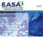 EASA Newsletter May 2015