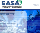EASA Newsletter Aug '16